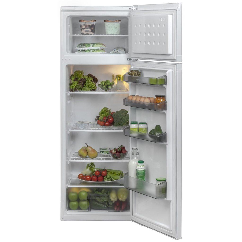 Хладилник Arctic AND275+, 259 л, Клас A+, H 159.8 см, Бял