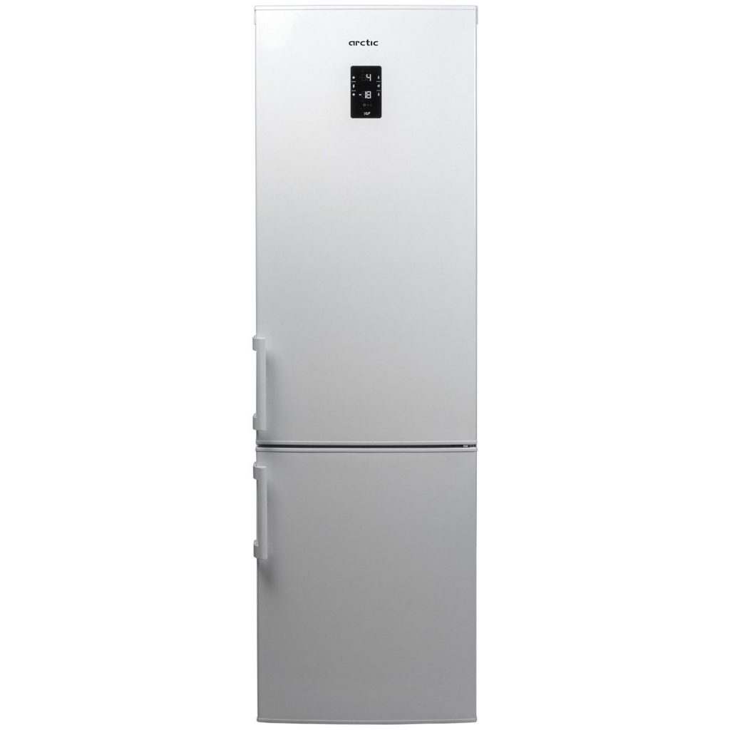 Хладилник Arctic ANK366NF+, NoFrost, 321 Л, Клас A+, H 201 cм, Бял