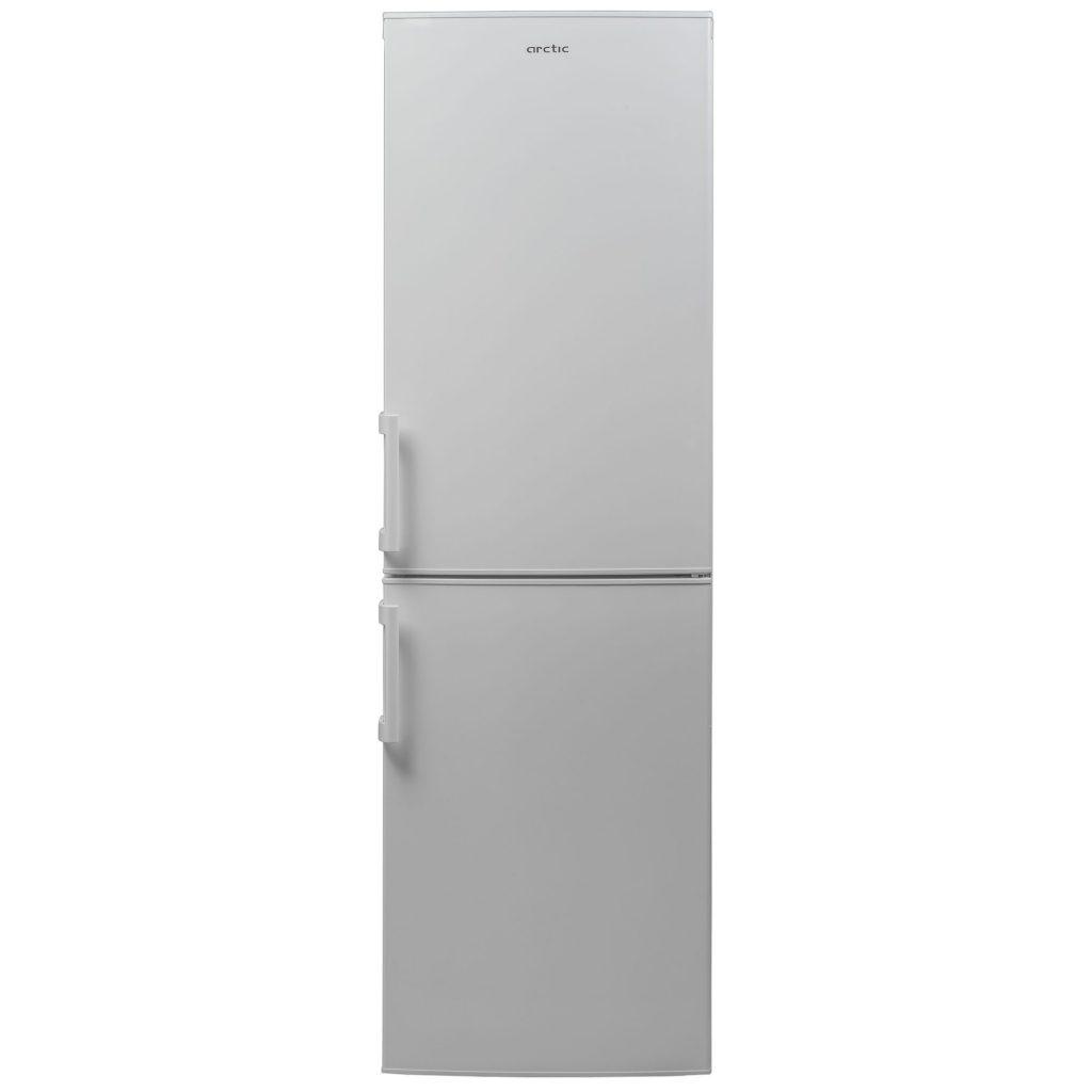 Хладилник с фризер Arctic ANK3562-4+, 331 л, Клас A+, H 201 см, 2 Компресора, Бял