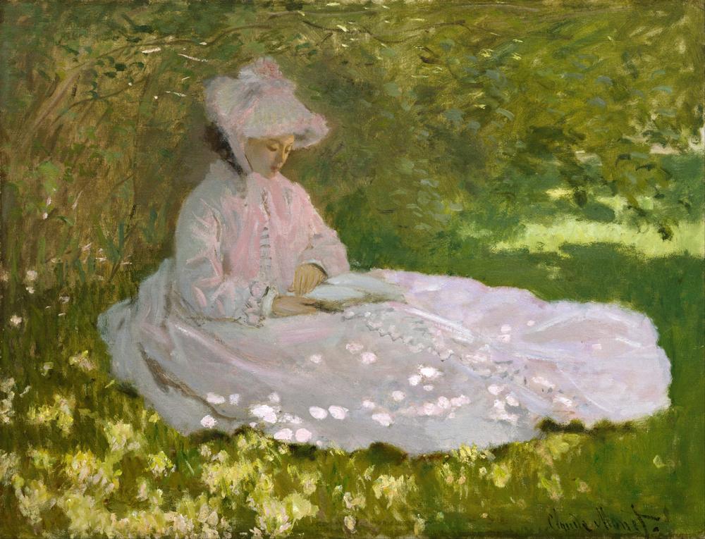 Картини на Клод Моне - импресионизъм