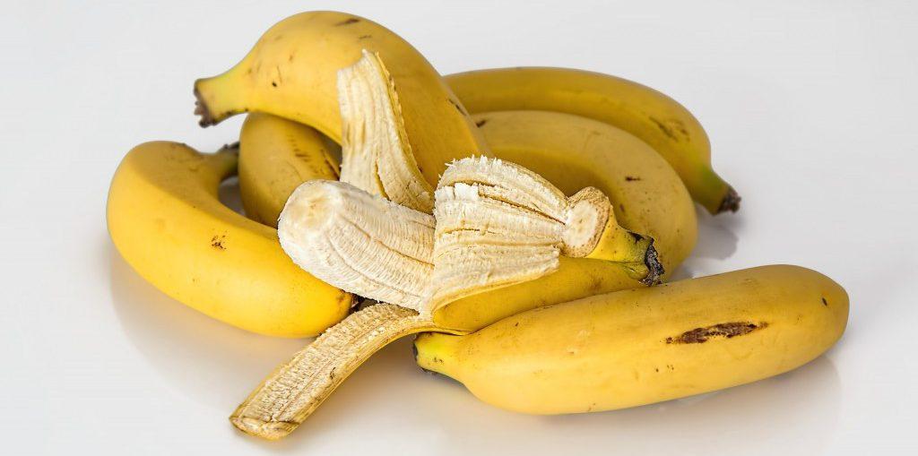 Маска с банан против бръчки