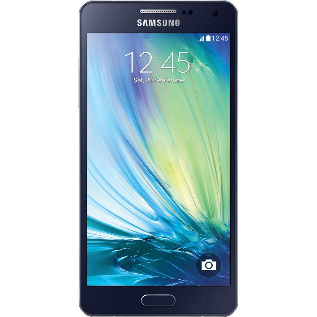 Смартфон Samsung A5 Galaxy A500F, 16GB, 4G, Черен