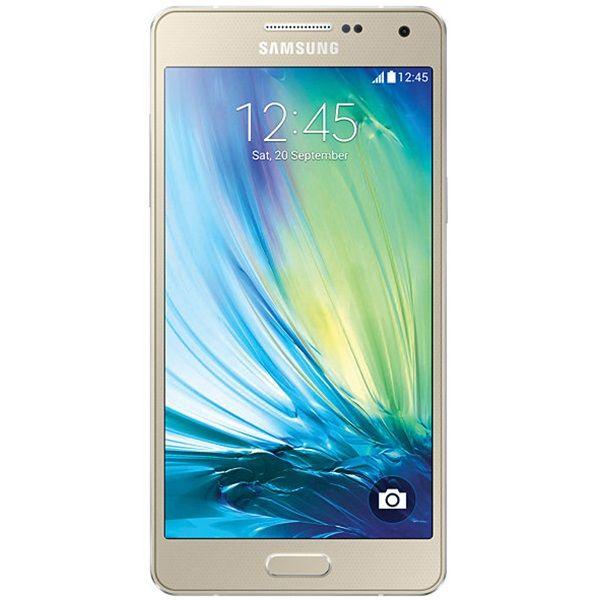 Смартфон Samsung A5 Galaxy A500F, 16GB, 4G, Златист