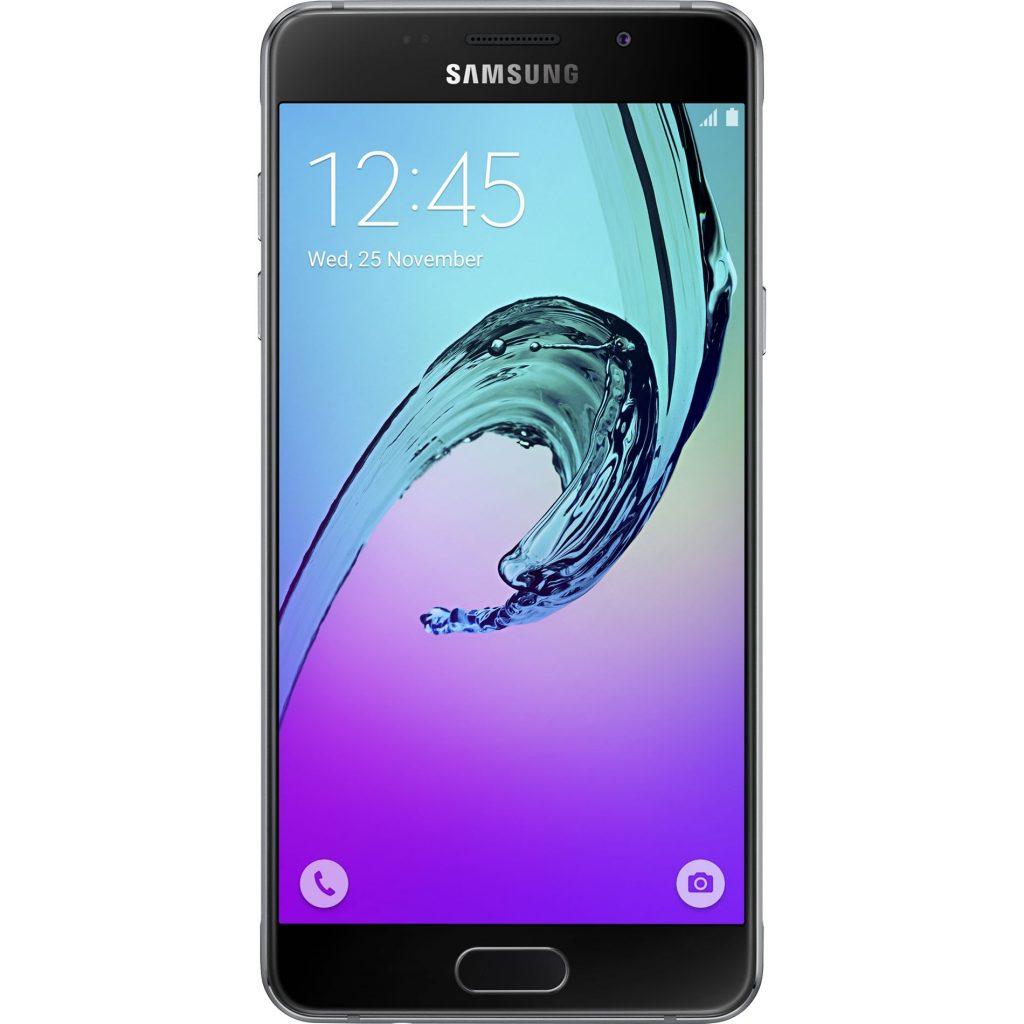 Смартфон Samsung Galaxy A5 (2016), 16GB, 4G, Black