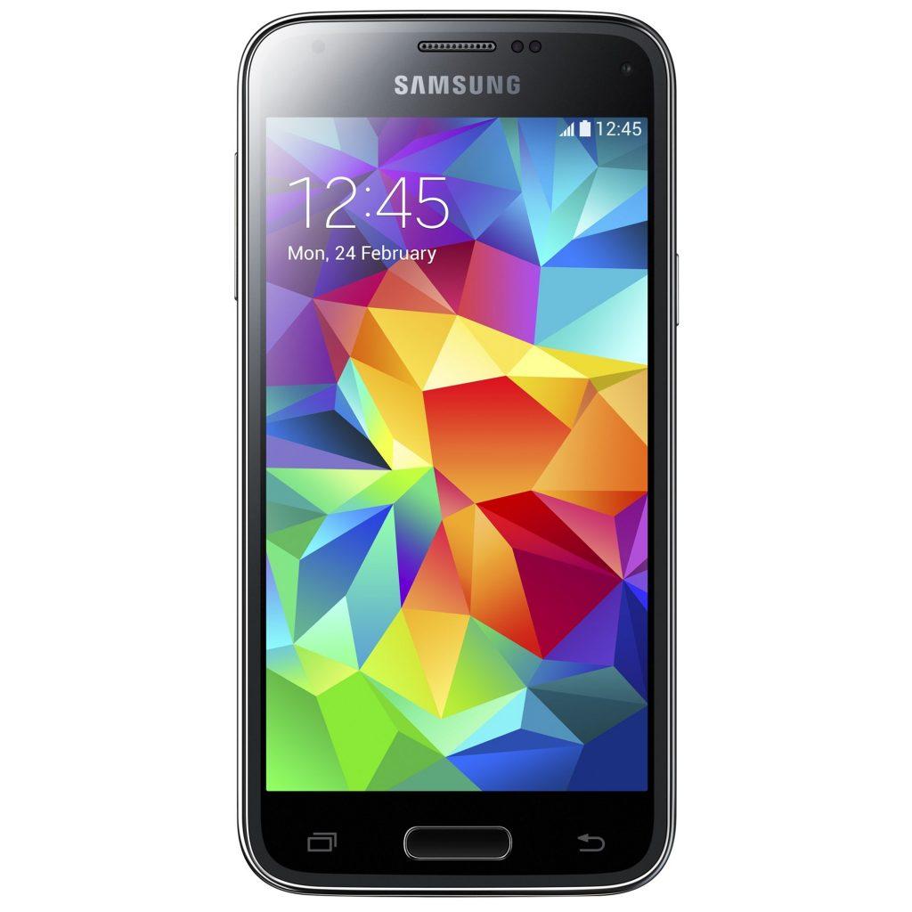 Смартфон Samsung Galaxy S5 Mini 4G, 16GB, Черен