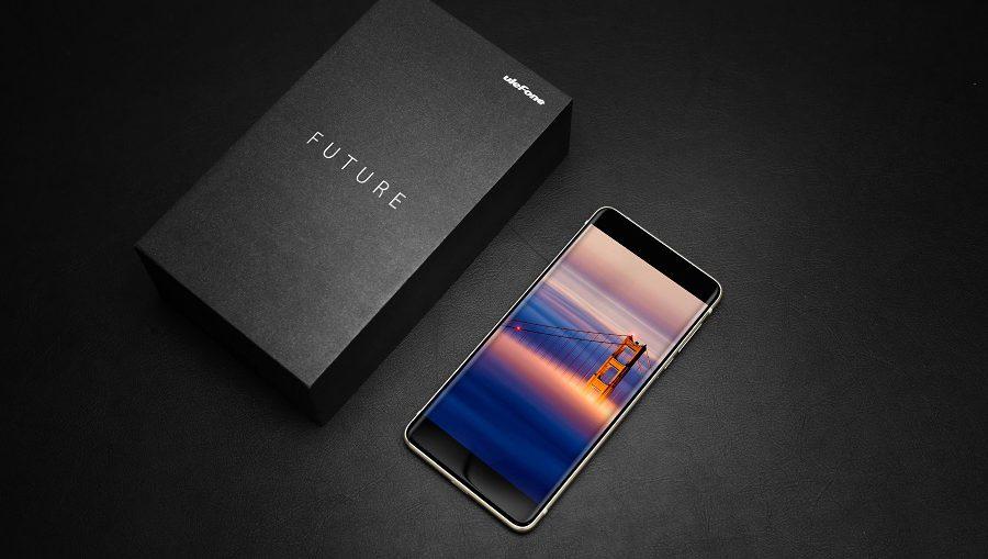 Ulefone Future - първият смартфон в света с безрамков дисплей