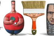 Забавните персонажи на Жилбер Легранд