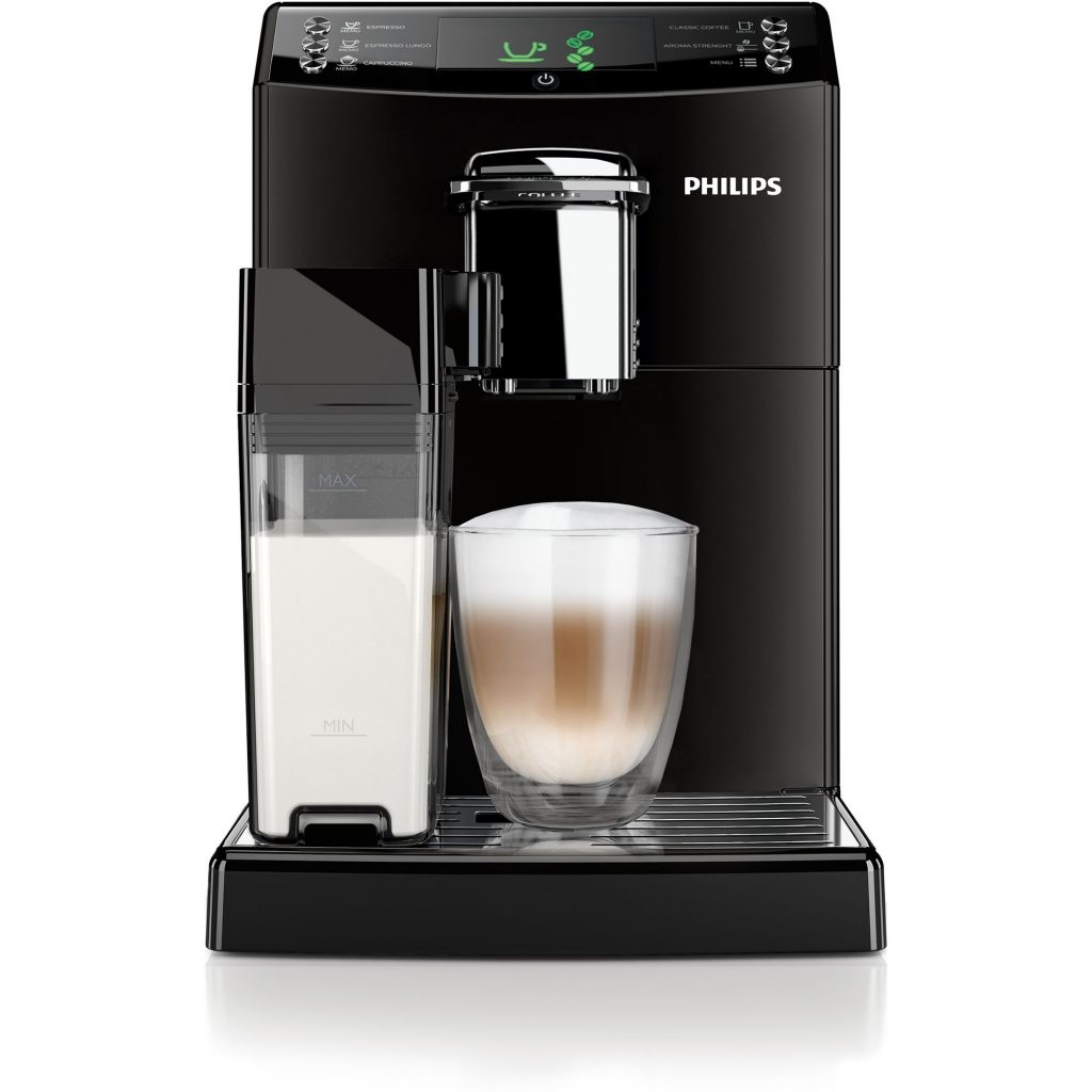 Еспресо машина PHILIPS HD8847/09, 1.8Л, 1850W, 15 бара, Черна
