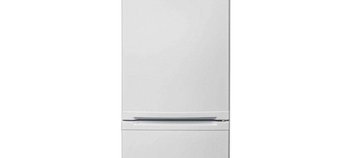 Хладилник с фризер Arctic ANK305+, 291 л, Клас A+, H 181.4 см, Бял