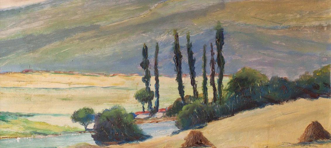 """""""Пристани"""" - ретроспективна изложба на Бедиг Бедросян (1912-1989)"""