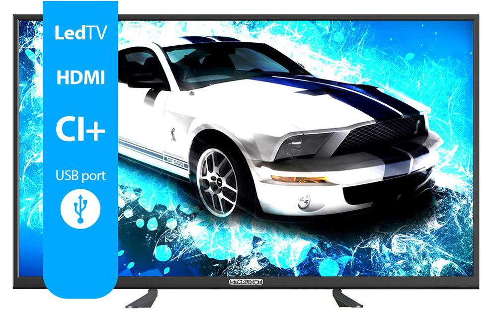 Телевизор LED Star-Light, 140 cm, 55DM8000, 4K UHD