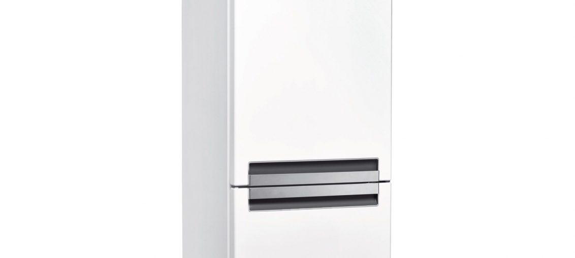 Хладилник с фризер Whirlpool 6th Sense BLF 8121 W, 339 л, Клас A+, Бял