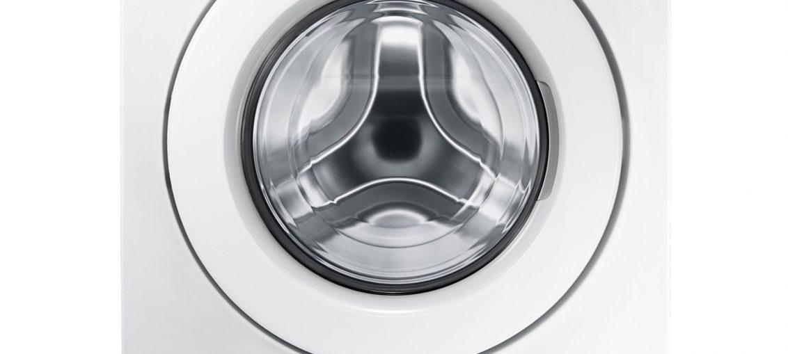 Пералня slim Samsung Eco Bubble WF60F4E0W0W, 1000 об/мин, 6 кг, Клас A++, Бяла