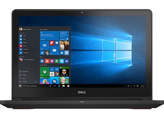 Лаптоп Dell Inspiron 7559 с процесор Intel Core i7-6700HQ 2.60GHz