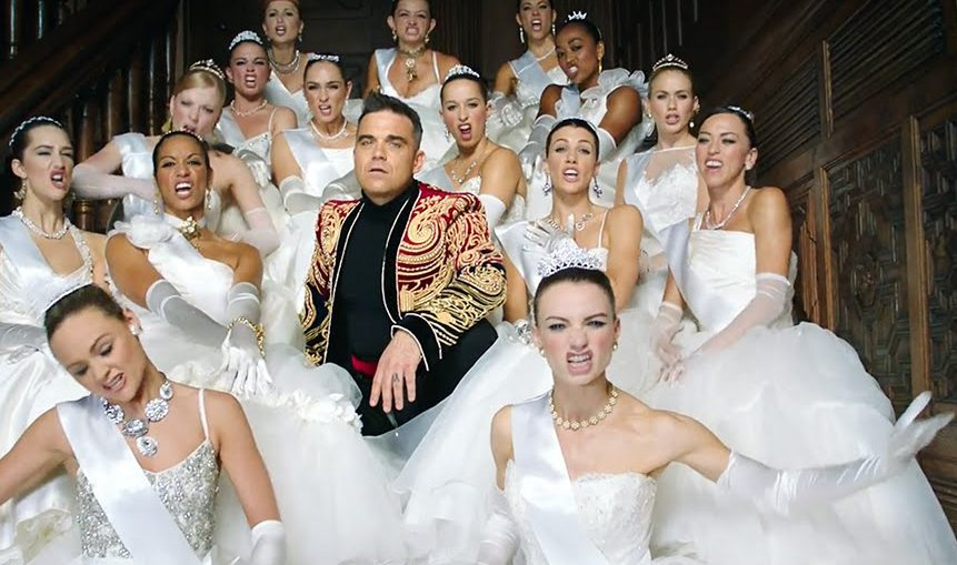 Party Like a Russian - новата песен на Роби Уилямс