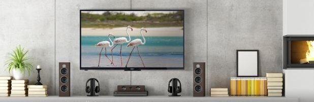 """Телевизор LED Smart Horizon, 55"""" (140 см), 55HL733F, Full HD"""