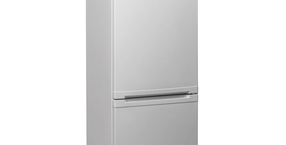 Хладилник с фризер Arctic ANK275+, 262 л, Клас A+, H 170.5 см, Бял