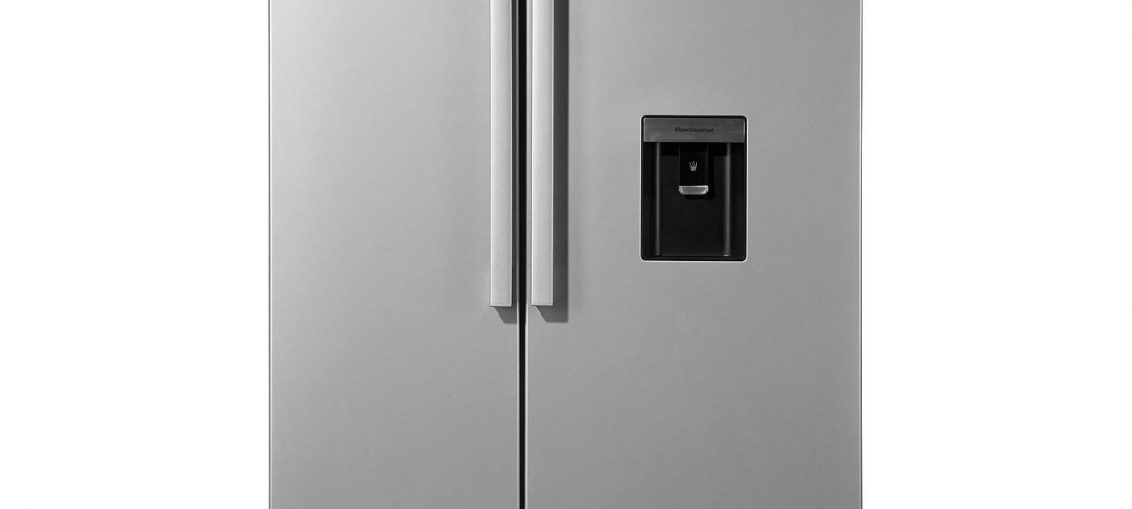 Хладилник Side by side Beko GN163221S, 554 л, Клас A+, H 179 см, Сребрист