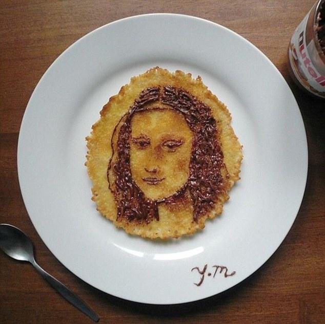 Изкуство от храна