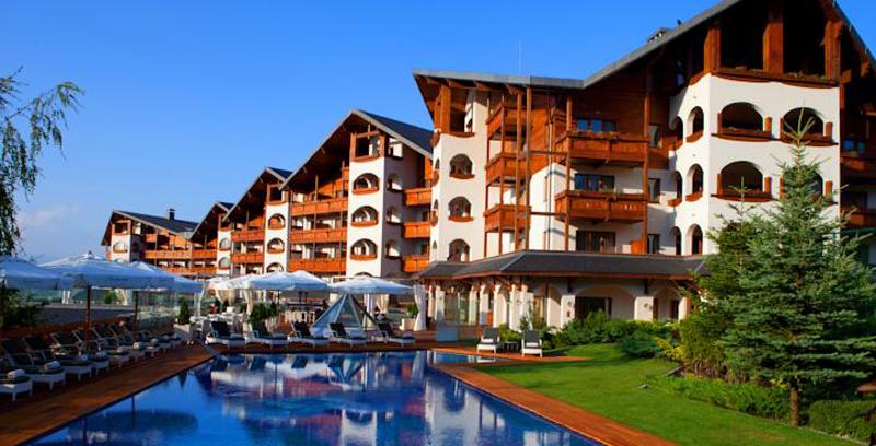 Кемпински Хотел Гранд Арена! Една страхотна почивка в Банско!