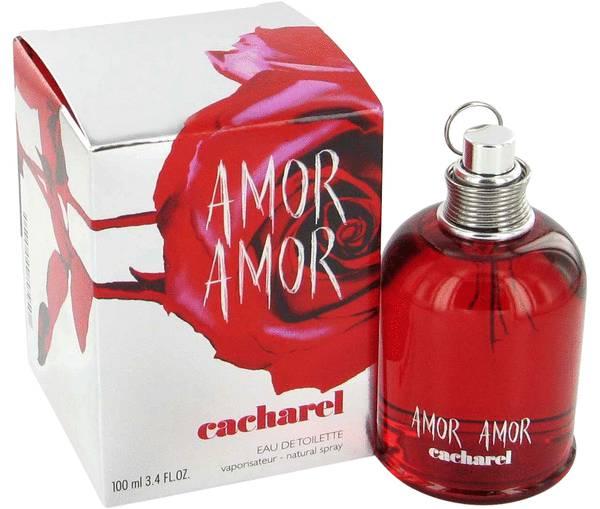 Парфюм Cacharel Amor Amor Eau de Toilette. Парфюми Cacharel.