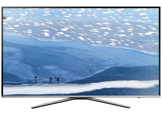 """Телевизор LED Smart Samsung, 55""""(138 cм), 55KU6402, 4K Ultra HD"""