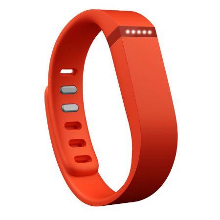 Фитнес гривна Fitbit Flex Activity and Sleep Tracker, Tangerine