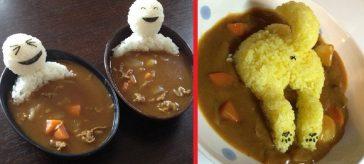 Креативно изкуство с храна