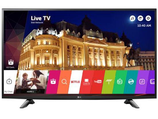 Телевизор LED Smart LG, 43UH603V, 43″ (108 см), 4K Ultra HD