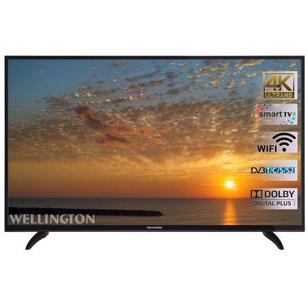 """Телевизор LED Smart Wellington, 40"""" (101 см), 40UHDV296SW, 4K Ultra HD"""