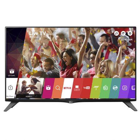 Телевизор LG Smart TV LED, 100 cm, 40UH630V, 4K Ultra HD