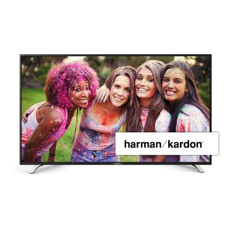 "Телевизор Smart LED Sharp LC-49CFE6242E, 124 см, 49"", UHD"