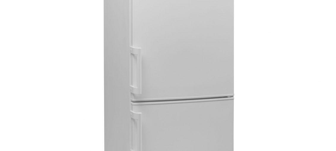 Хладилник с фризер Arctic ANK326B+, 295 л, Клас A+, H 185.3 см, Бял