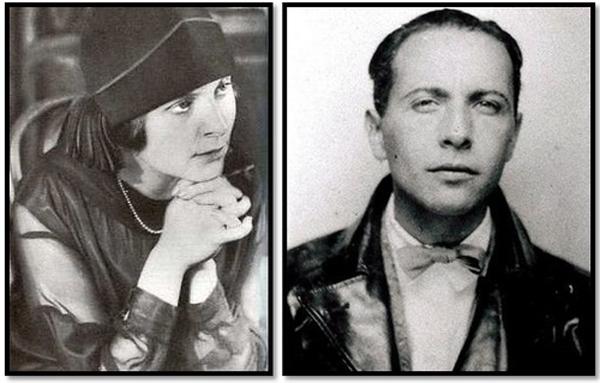 Елза Триоле и Луи Арагон