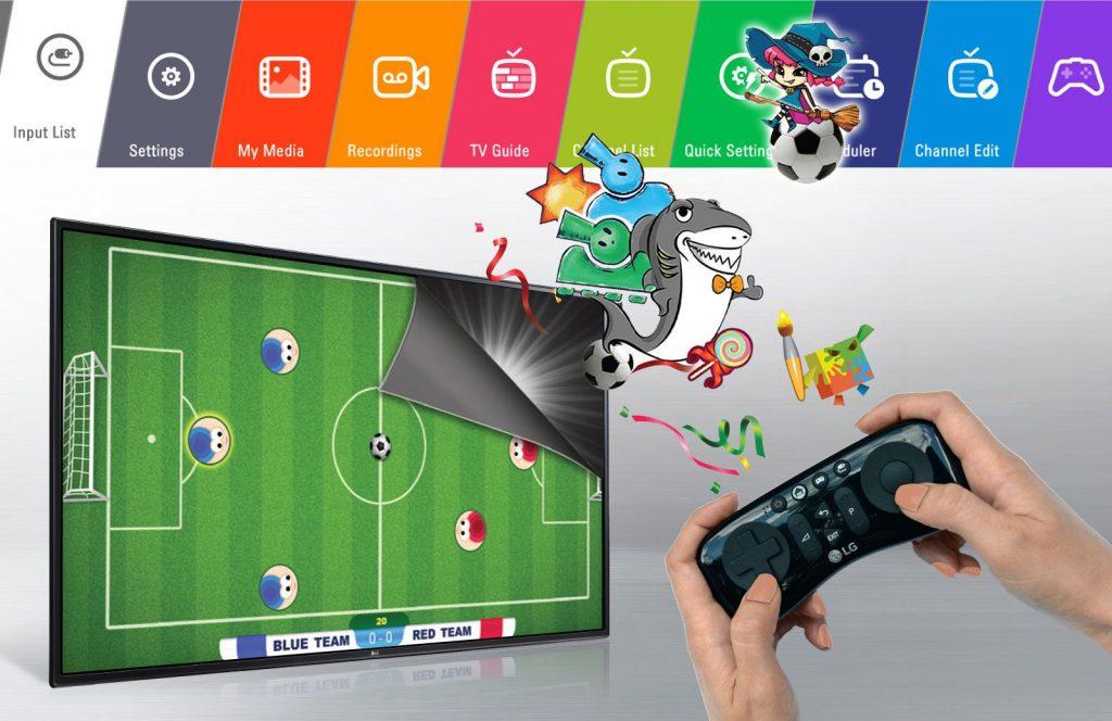 """Телевизор LED LG 32LH530V, 32"""" (80см), Game TV, Full HD"""