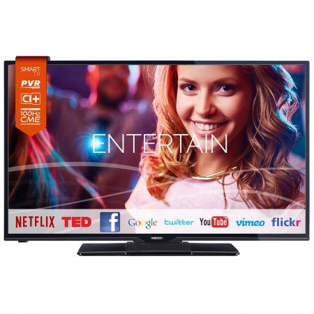 Телевизор LED Smart Horizon, 24`` ( 61 cм), 24HL733H, HD