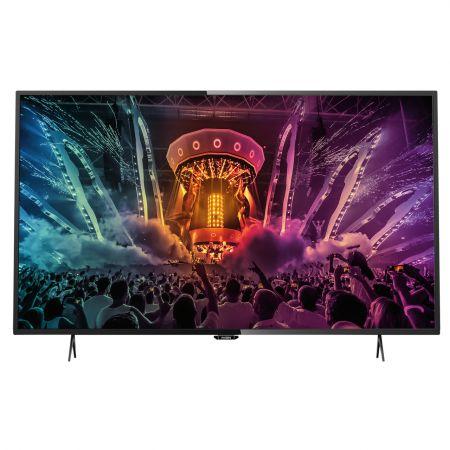 """Телевизор LED Smart Philips, 55PUH6101/88, 55"""" (139 см), 4K Ultra HD"""