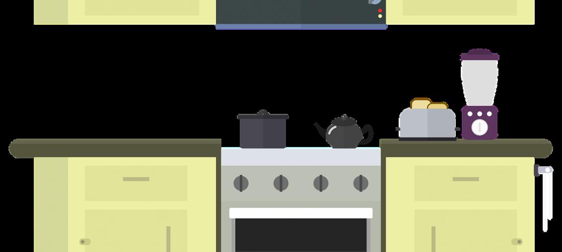Как лесно да почистим фурната на печката с оцет