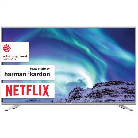 """Телевизор LED Smart Sharp, 43"""" (109 см), LC-43CUF8472ES, 4K Ultra HD"""