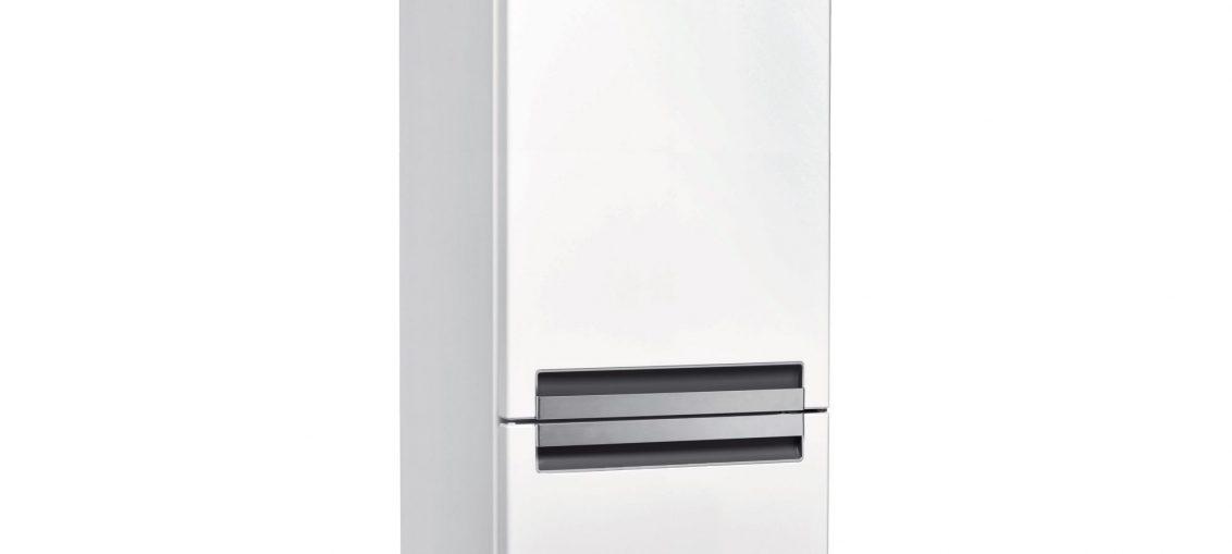 Хладилник с фризер Whirlpool 6th Sense BLF 9121 W, 370 л, Клас A+, H 201 см, Бял