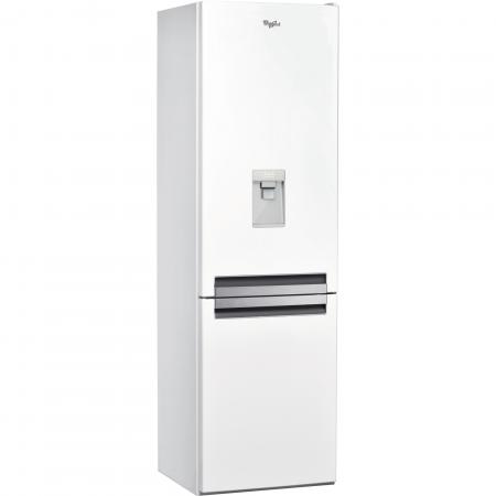 Хладилник с фризер Whirlpool BSNF 8101 W Aqua, No Frost, 319 л, Клас A+, H 188.5, White