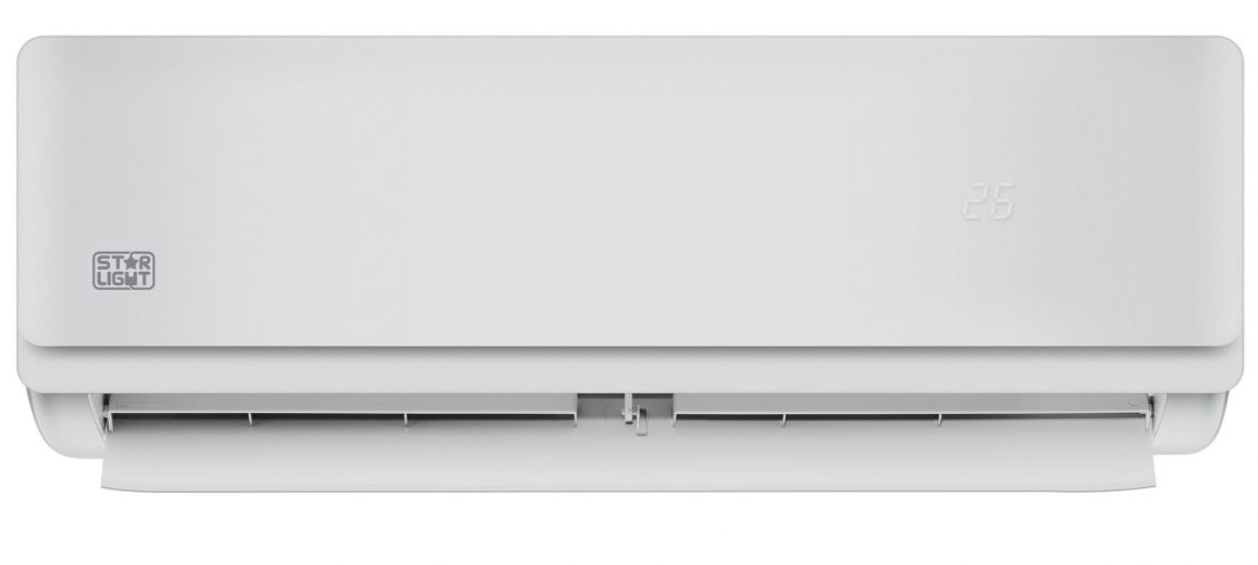 Климатик Star-Light ACM-12WIFI, Инверторен, 12000 BTU, Клас A++, Дисплей, WiFi контрол