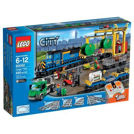 Конструктор LEGO CITY Товарен влак
