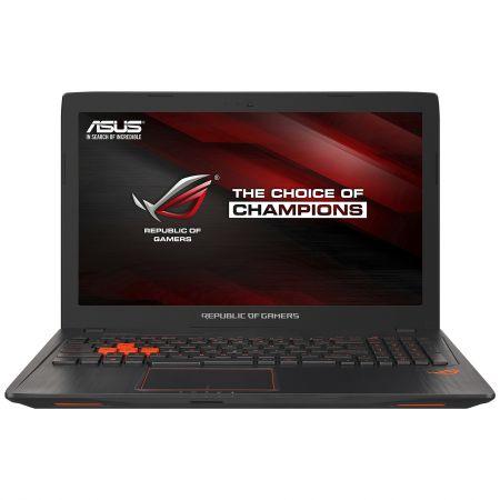 Лаптоп Gaming ASUS ROG GL553VD-FY009 с процесор Intel Core i7-7700HQ 2.80GHz