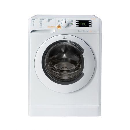 Indesit Innex XWDE 861480X. Пералня със сушилня с предно зареждане.