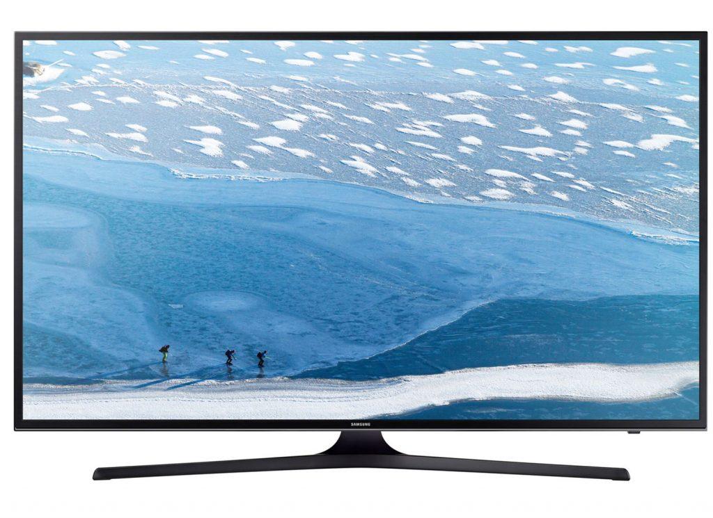 """Телевизор LED Smart Samsung, 40"""" (101 см), 40KU6092, 4K Ultra HD"""