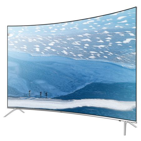 Телевизор SUHD Smart Samsung 55KS7502, Извит, 55`` (138 см), 4K Ultra HD