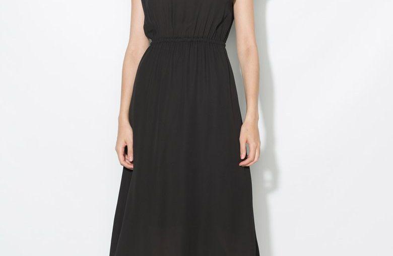 Черна рокля Zee Lane Collection