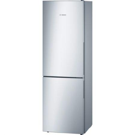 Хладилник с фризер Bosch KGV36UL30, Low Frost, 309 л, Клас A++, H 186 см, Инокс