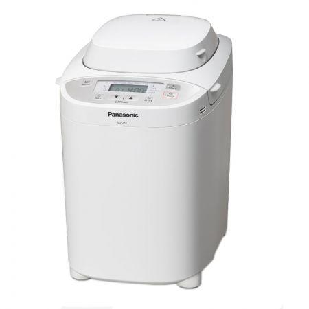 Хлебопекарна Panasonic SD-2511WXE, 450 W, 600 гр, 17 Програми, Бяла